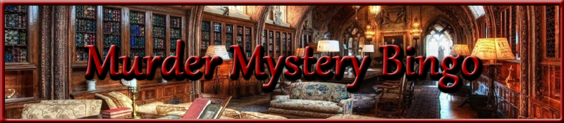 Murder Mystery Bingo